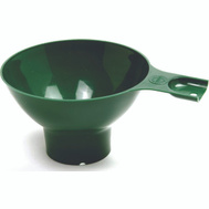 Norpro 607 Extra Wide Plastic Canning Funnel Green