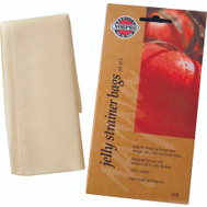 Norpro 615 Cotton Canning Jelly Straining Bags Pack Of 2