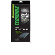Atlantic Paste & Glue T402 Terminix 2 Pack Rat And Mouse Glue Trap
