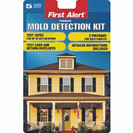 First Alert MT1 Test Kit Mold Detecton Mail-In