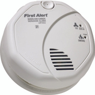 First Alert SC7010BV Alarm Smoke/Co Ac Prg Tlk Phto