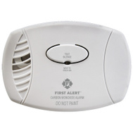 First Alert 1039718/CO400 Battery Powered Carbon Monoxide Alarm