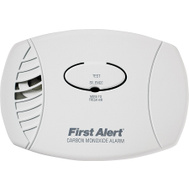 First Alert 1039730/CO600 Carbon Monoxide Co Alarm Ac Plug Only