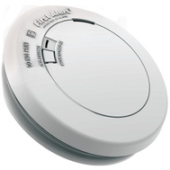 First Alert 1039868/PRC710 Combination Carbon Monoxide And Photoelectric Smoke Detector 10 Year Powercell Slim Round