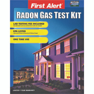First Alert RD-1 Radon Gas Detector Test Kit