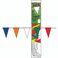 Hy Ko PEN-3 50 Foot Bagged Pennant Flag