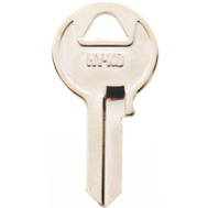 Hy Ko 21250M1 Key Blank Master - Nickel M1