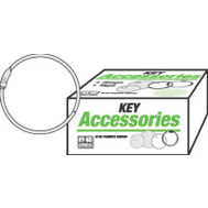 Hy Ko KB119 2 Inch Hinged Binder Ring (Pack Of 25)
