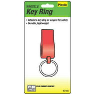 Hy Ko KC160 Kc160 Key Ring W/Whistle