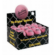 Spalding Sports 51-153 Small Pink High Bounce Ball