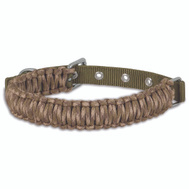 Petmate 00382 Collar Paracord 14-18In Camo