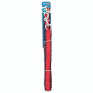 Petmate 02158 Leash Paracord 3/4In X 5Ft Red