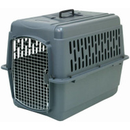 Petmate 21181 Medium Gray Pet Porter 2