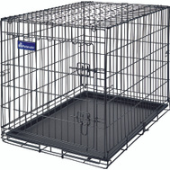 Petmate 41277/21945 Pet Mate Wire Kennel 42 Inch X 28 Inch X 30 Inch