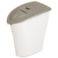 Petmate 24482 Container Food Pet 40 Pound W/Micro