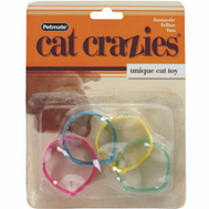 Petmate 26317 Cat Crazies Assorted Cat Toys