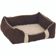 Petmate 26543 Bed Pet 18X22 Foam/Fiber Loung