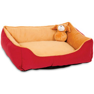 Petmate 26946 20X17 Pet Lounger/Toy