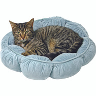 Petmate 27459 Bed Cat Puffy Round