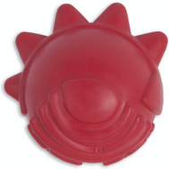 Petmate 52048 Toy Pet Spike Ball Rubber