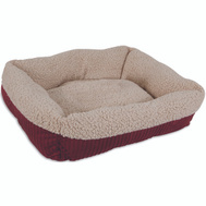 Petmate 80136 Bed Pet 24X20in Selfwrm Lounge