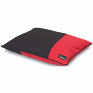 Petmate 80380 Bed Dog 27X36in Pillow Red/Blk