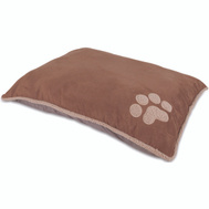 Petmate 80388 Bed Pet 27X36 Lounge Dark Tan