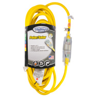 Southwire 01487 15 Amp 14 Gauge 25 Foot Outdoor Extension Cord