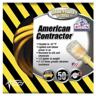 Southwire 1788SW0002 50 Foot 10/3 Yellow Extension Cord