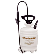 Hudson 67992W Woodsman Polyethylene Deck Sprayer 2 Gallon Capacity
