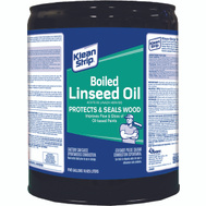WM Barr CLO45 Klean Strip 5 Gal Boiled Linseed Oil