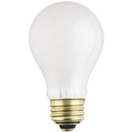 Westinghouse 03422 25 Watt Low Voltage Specialty Light Bulb A19 Frosted Finish