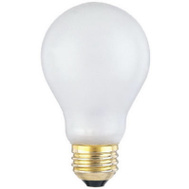 Westinghouse 03950 60 Watt 130 Volt Specialty Shatterproof Light Bulb Tough Shell