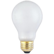 Westinghouse 03951 100 Watt 130 Volt Tough Shell Specialty Shatterproof Light Bulb