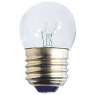 Westinghouse 04064 7-1/2 W S11 Clear Indicator Bulb