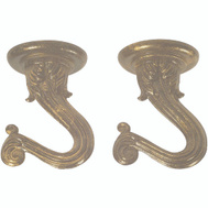 Westinghouse 70451 Antique Brass Lamp Hook Kit