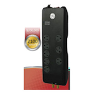 GE Jasco 14095 8Out Surge Protector