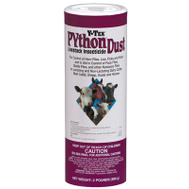 Animal Health 0820001 2 Pound Synerg Python Dust