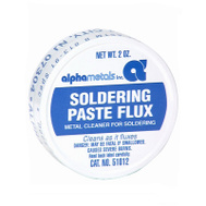 Alpha Assembly AM51012 2 Ounce Leaded Acid Paste