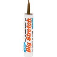 Sashco 10018 Big Stretch 10 1/2 Ounce Woodtone Acrylic Caulk