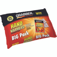 Grabber Performance HWPP10 Hand Warmers Pack Of 10 Pair