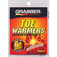 Grabber Performance TWES8 Toe Warmer Adhesive 6 Hr 8Pack
