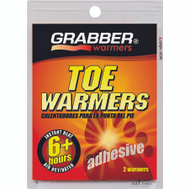 Grabber Performance TWES Toe Warmer Adhesive 6 Hr 2Pack