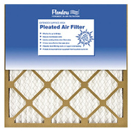 AAF Flanders 81555.011424 Basic 14 Inch By 24 Inch By 1 Inch Economy Pleated Air Filter