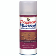 Thompsons TH.012541-18 Waterseal Stain Spray Acorn Brown 11 Ounce