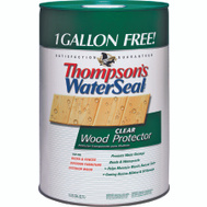 Thompsons 21806 Waterseal Waterproofer Plus Clear Wood Protector VOC 6 Gallon Oil Based