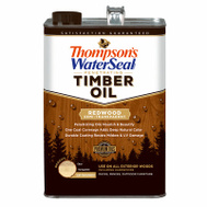 Thompsons TH.048821-16 Sealer Oil Semi-Trnspt Redwood