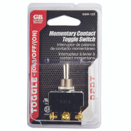Gardner Bender GSW-123 Momentary Contact Toggle Switch Double Pole Double Throw 20A On Off