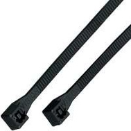 Gardner Bender 10097 UVL Black Cable Tie 4 And 8 Inch Assortment