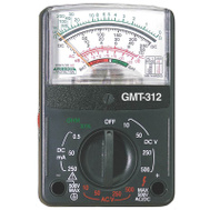 Ecm Industries Llc GMT-312 Five Function 12 Range Multi Tester